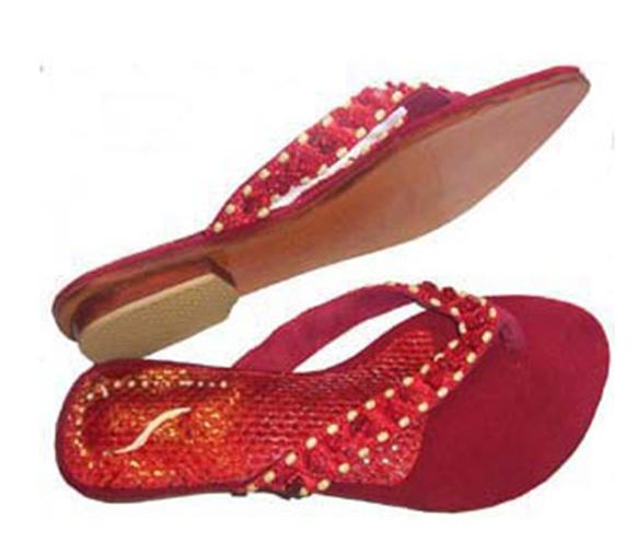 Buy Beaded Sandals