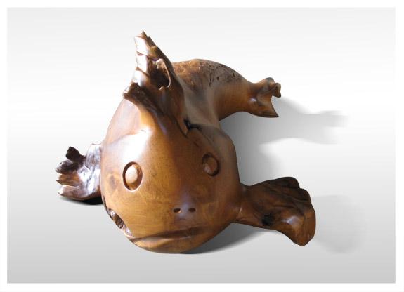 Buy UK-003 Sculptures made of wood