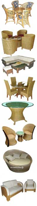 Buy Bali Rattan Furniture