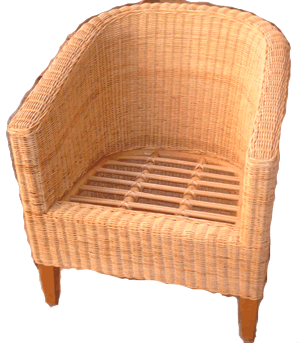 Buy Grand Rattan Lounge Chair
