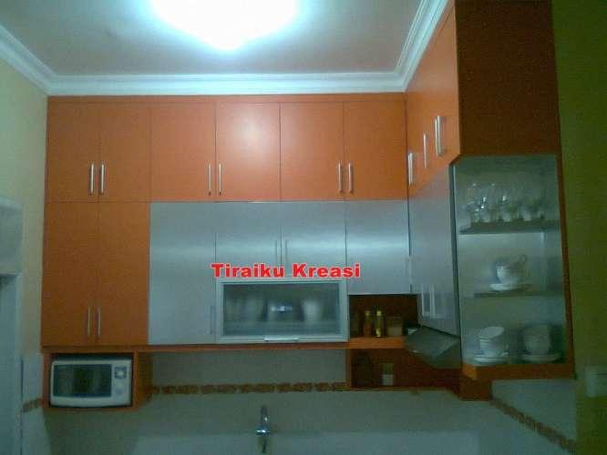 kitchen set minimalis 2 in tangerang online store tiraiku