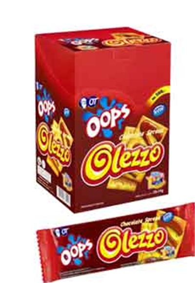 Cracker Oops Olezzo