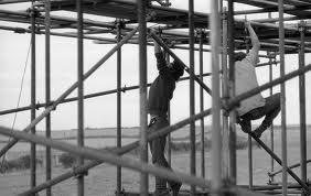 Mild Steel Roof Scaffolding