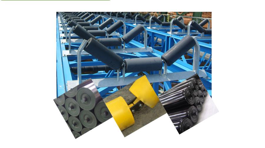 Buy Belt conveyor Carrier Rollers