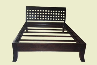 Buy Wooden Bed Faline