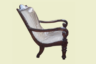 Buy Chair Lazy Round