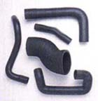 Automotive rubber and plastic components