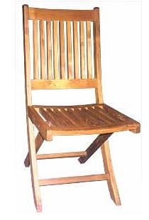 Buy Teak Folding Bench