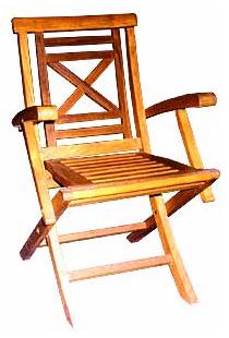 Buy Teak Folding Chair
