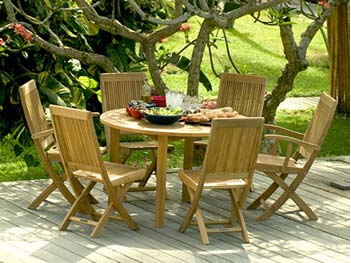 Buy Teak Dining Set