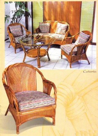 Buy Catania Twisted Living Room