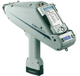 Buy Oxford X MET3000 hand-held XRF