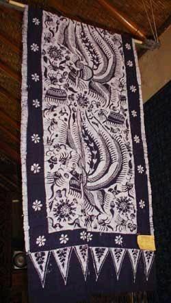 Buy Manukan Batik Scarf