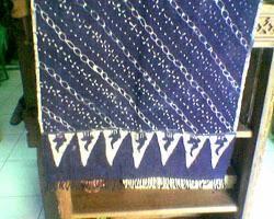Buy Dan Iris Batik Scarf