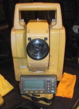 Buy Topcon GPT 3002 Pulse TS Prismless Laser