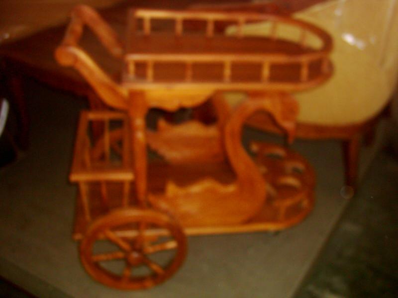 Buy Geese cart