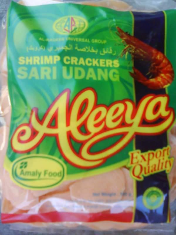 Buy Kerupuk Sari Udang crackers