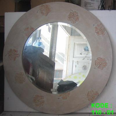 Buy Round Mirror diameter 110cm