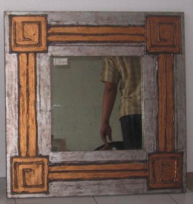 Buy Mirror 70x70cm