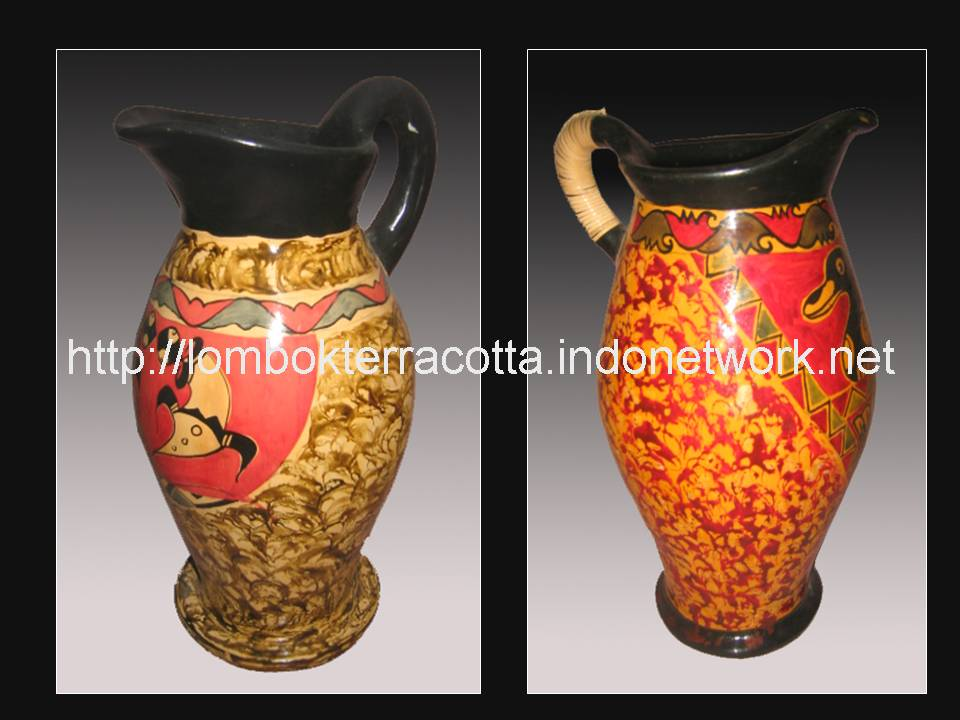 Buy Lombok terracotta-7, pitcher