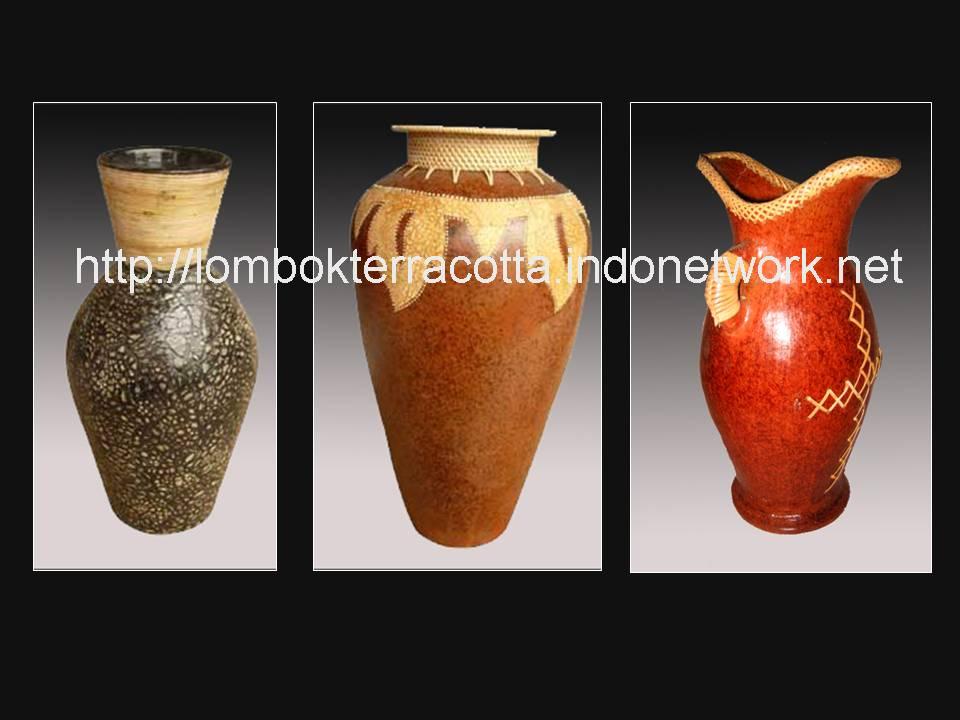 Buy Lombok terracotta-8, pitcher