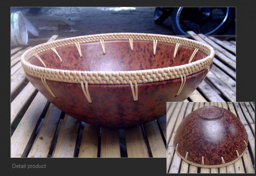 Buy Lombok terracotta-10, Bowl
