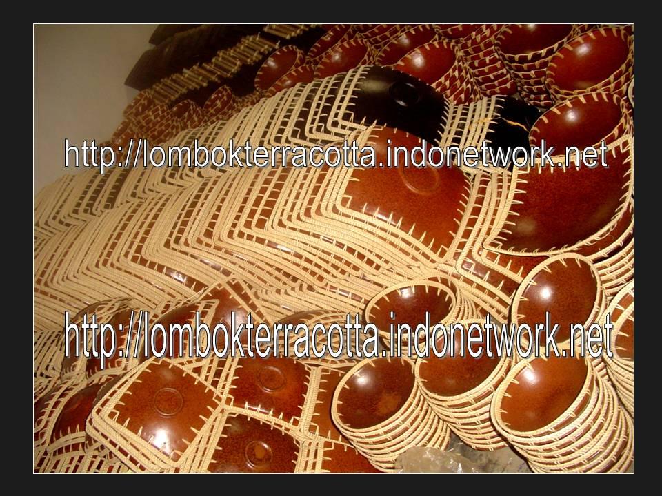 Buy Lombok terracotta, dishes