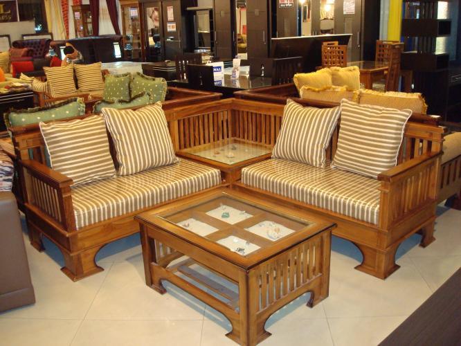 Sofa Futonik L Jati Buy In Bekasi