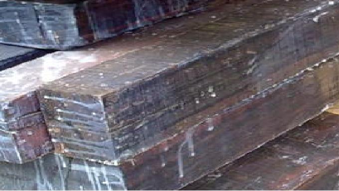 Buy Amara square log balok beams
