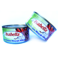Buy Isabella Tuna In Vegetable Oil