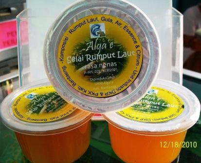 Buy Seaweed jelly