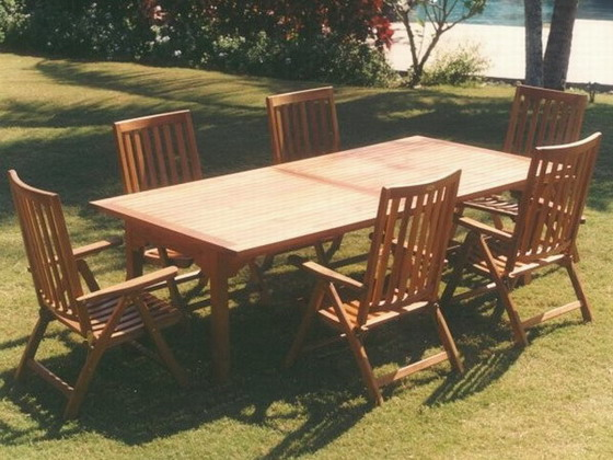 Buy Wooden Garden Furniture