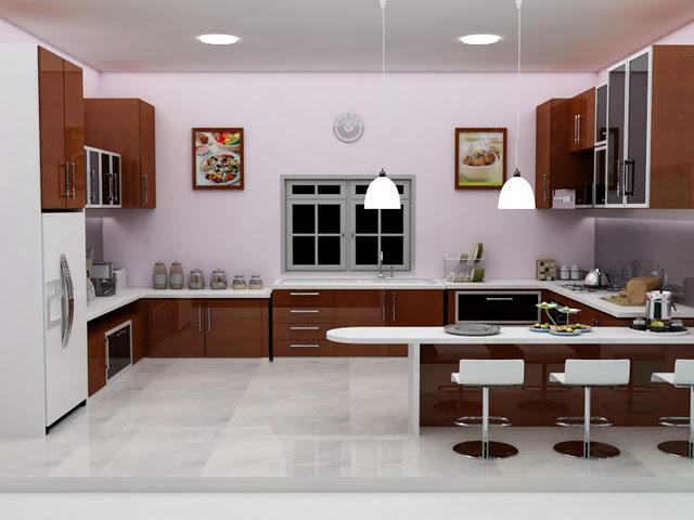 Kitchen Set Melamic