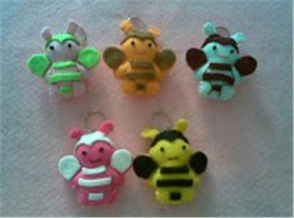 Buy Keychain Bees