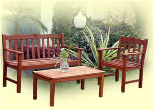 Buy Wooden garden furniture