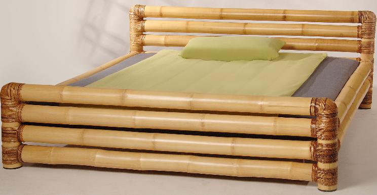 Bamboo Bed Assogiri