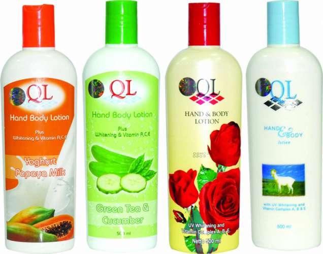 Buy QL Hand Body Lotion