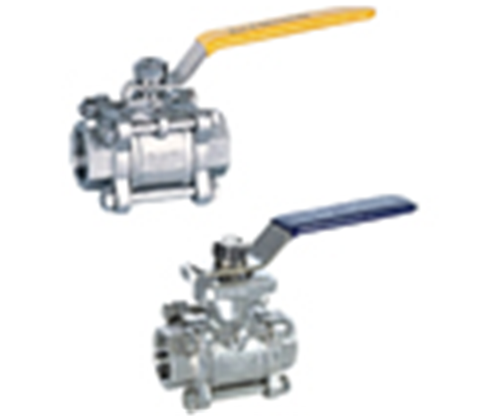 Buy Ball valve 3-PC