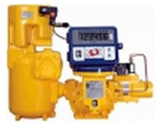 Flowmeter LC M-25