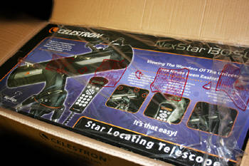Refraktor teleskop celestron ota ebay