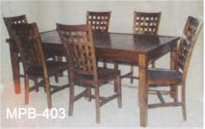 Buy Dining Set Minimalis