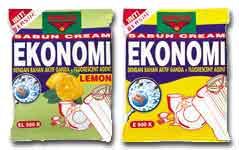 Ekonomi cream soap