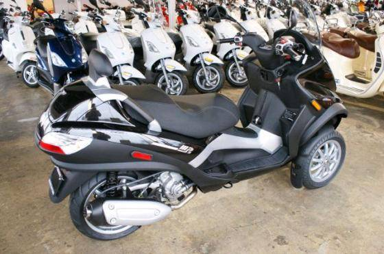 piaggio mp3 250 three wheeler scooter — buy piaggio mp3 250 three
