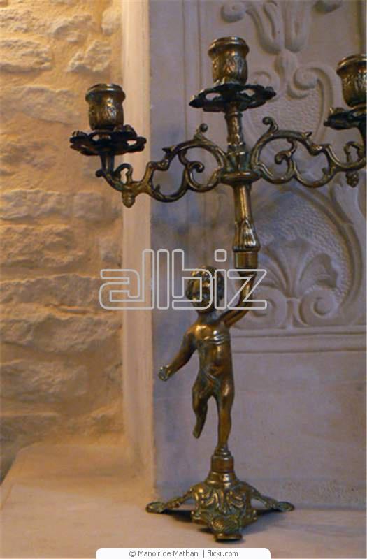 Buy Candle Holder Iron Decoration