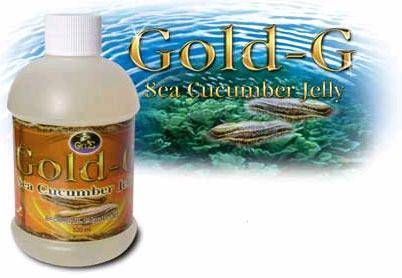 Buy Gold-G Sea Cucumber Jelly