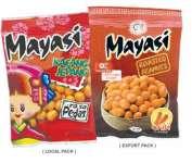 Buy Peanuts-chili flavor Mayasi