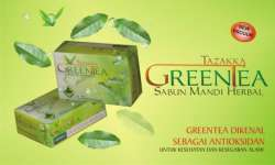 Soap Green Tea Buy In Bekasi
