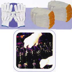 Buy TKB Recycled Polyester Cotton Mix Working Gloves