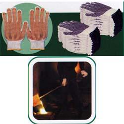 Buy TRC PVC Dotting Working Gloves