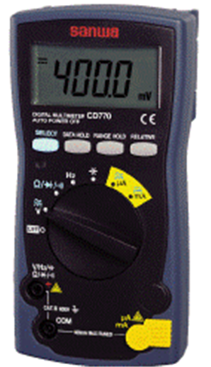 Buy Multimeter CD770